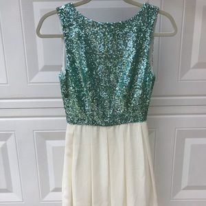 Arden B Sequin Mini Dress